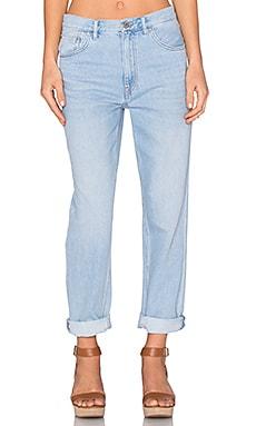 M.i.h Jeans Linda Boyfriend in Super
