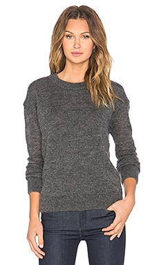 M.i.h Jeans Delo Sweater in Charcoal