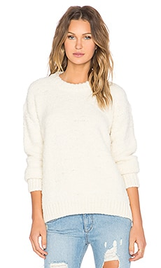 MiH Jeans Bird Sweater in Cream
