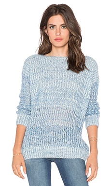 MiH Jeans Fishermans Sweater in Sky
