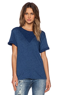 MiH Jeans The Flori Tee in Indigo