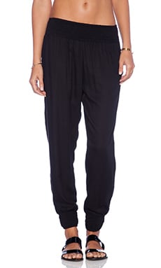 MIKOH Kahuku Harem Pant in Night