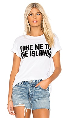 Take Me To The Islands Tee MIKOH $97