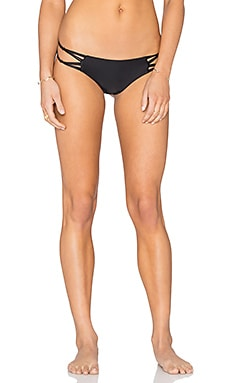 Molokai Side Knot Bikini Bottom in Night
