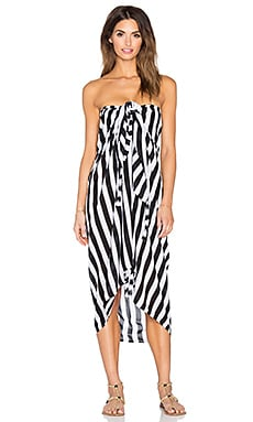 MIKOH Snapper Rocks Sarong in Swell Lines