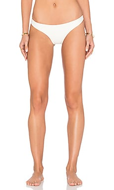 Lahaina Minimal Bikini Bottom in Bone