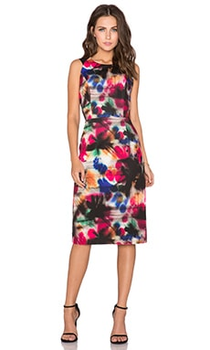 MILLY Hayden Dress in Multi