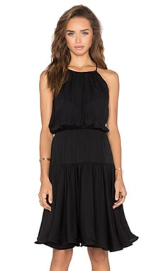 Madison Dress en Noir
