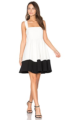 Riley Dress en Blanc