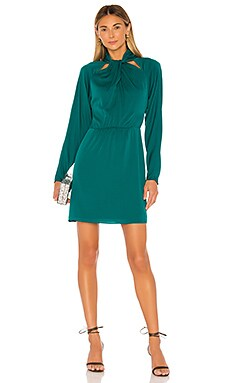 Celeste Backless Tie Dress MILLY $221