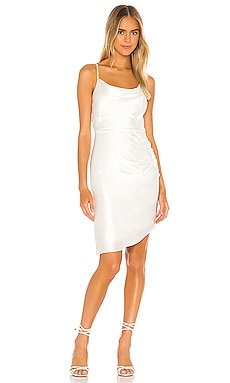 Washed Silk Colby Dress MILLY $222