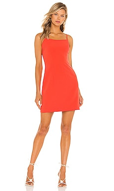 Cady Slip Mini Dress MILLY $325