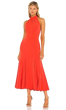 Penelope Midi Dress MILLY $465