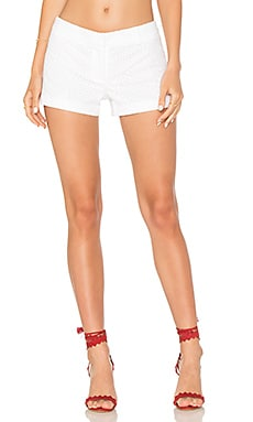 Embroidered Dickie Short