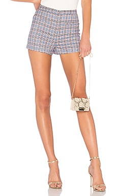 High Waist Trudee Short
