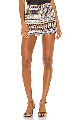 Highwaist Trudee Short MILLY $107
