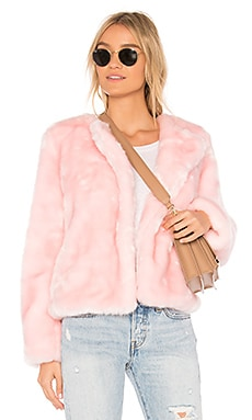 Faux Fur Jacket MILLY $435