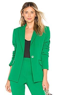 Купить Блейзер - MILLY зеленого цвета