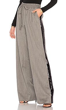 Gabardine Sequin Trackpant