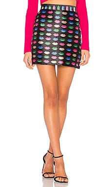 Kiss Modern Mini Skirt