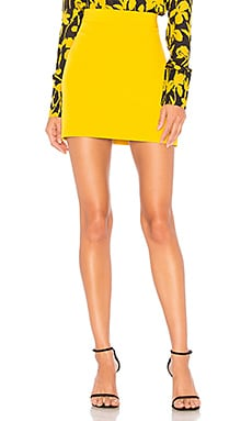 Cady Modern Mini Skirt MILLY $225