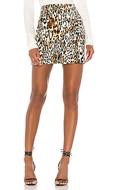 Modern Mini Skirt MILLY $135