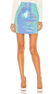 Modern Mini Skirt MILLY $225