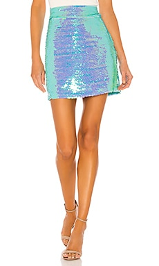 Modern Mini Skirt MILLY $225