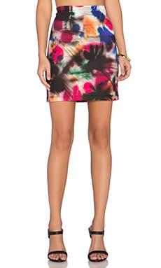 MILLY Tube Skirt in Multi