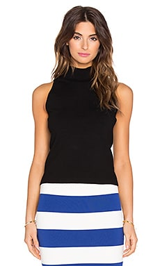 High Neck Tank en Noir