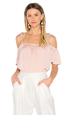 Eden Top en Blush