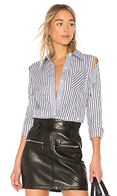 Stripe Fractured Shirt
