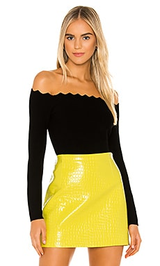 Scallop Pullover MILLY $245