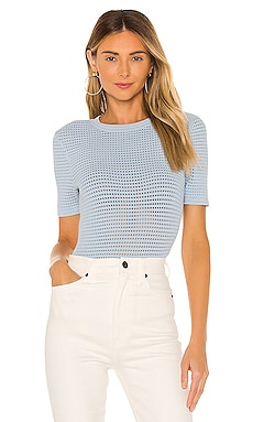 Mesh Tee MILLY $245 NEW ARRIVAL