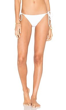 Biarritz String Bikini Bottom in White
