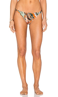 MILLY Positano Bikini Bottom in Multi