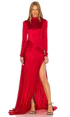 Empire Jersey Gown Michael Lo Sordo $490