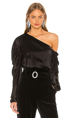 Cold Shoulder Blouse Michael Lo Sordo $257
