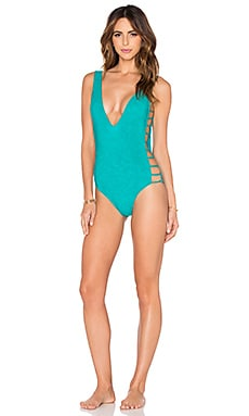 Mia Marcelle Avies One Piece in Teal