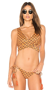 Charlie Bikini Top Mia Marcelle $30 (FINAL SALE)
