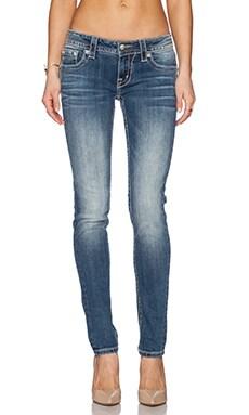Miss Me Jeans Skinny in Med 277