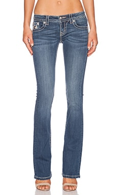 Miss Me Jeans Bootcut Jeans in MK 382