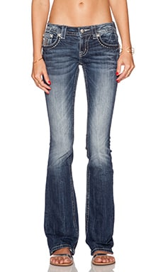 Miss Me Jeans Bootcut Jean in MK 399