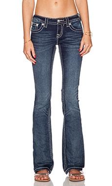Miss Me Jeans Bootcut Jean in DK 350