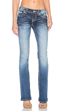Miss Me Jeans Bootcut in Dark 367