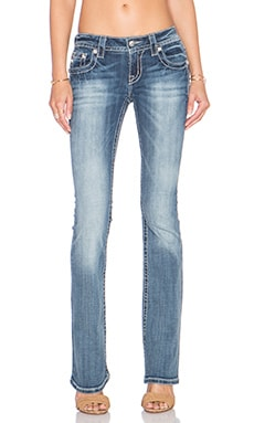 Miss Me Jeans Bootcut in MK 436