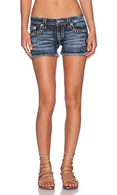 Miss Me Jeans Short in MK 408