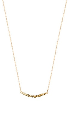 Mimi & Lu Francis Necklace in Gold