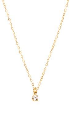 Фото - Ожерелье - Mimi & Lu цвет металлический золотой