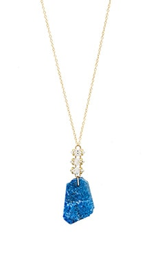 Nora Necklace en Lapis
